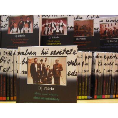 Új Pátria 50 lemez díszdobozban