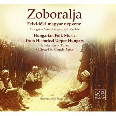 Zoboralja - felvidéki magyar népzene